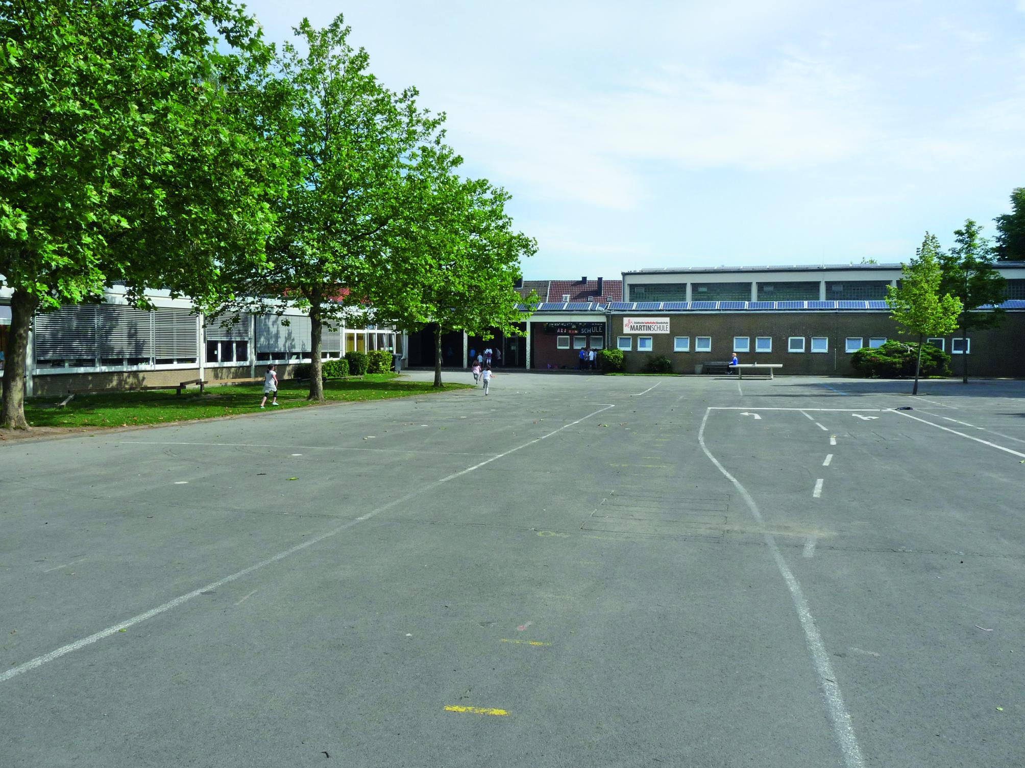 Martinschule Beckum – Einrichtungen