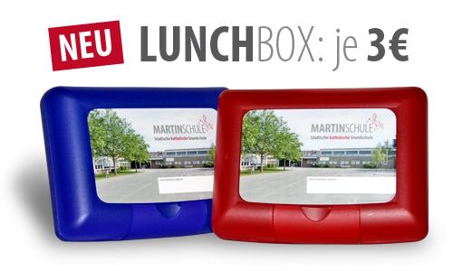 Martinschule Beckum – Lunchbox