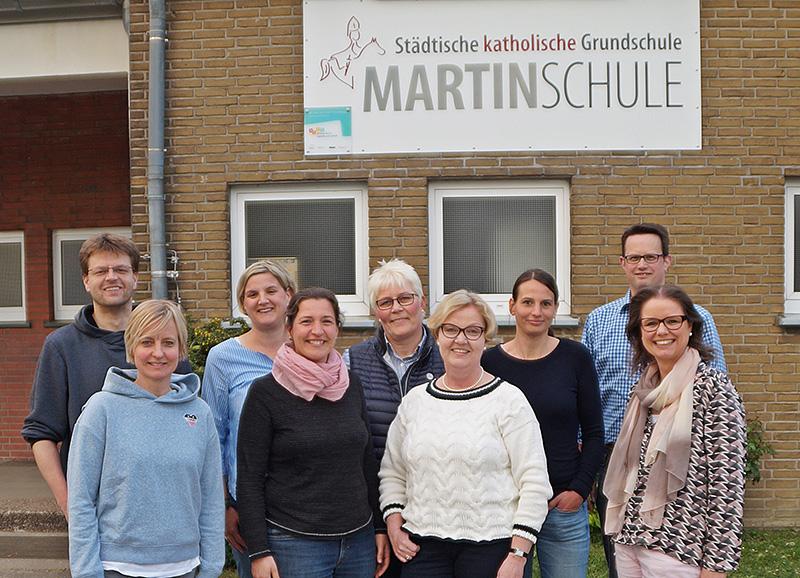 Förderverein der Martinschule Beckum